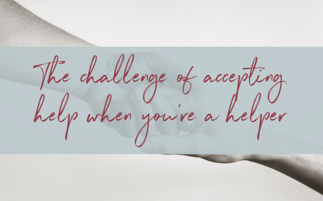 The Gift of Accepting